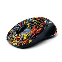 Abstract Collection of Skins For Logitech Control Plus M510 Mouse