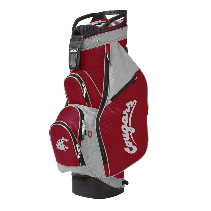 Washington State Cougars Cart Bag by Sun Mountain