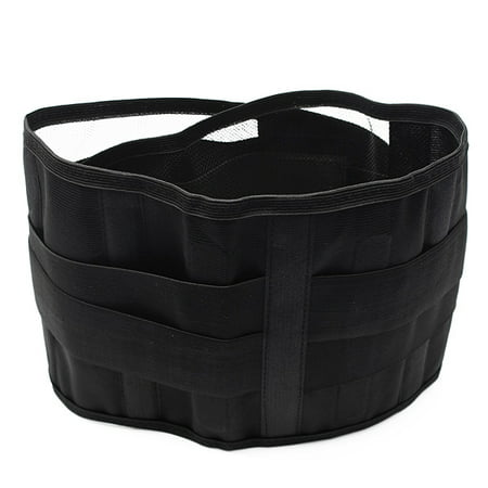 Double Pull Breathable Lumbar Lower Back Belt Pain Relief Brace Support Protect, (Best Lower Back Brace)
