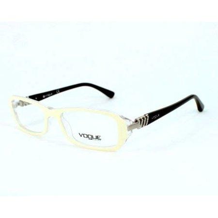 Vogue frame VO 2709 B 1915 Metal - Acetate - Rhinestones Black - (Voile Dress)