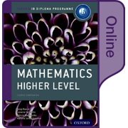 IB Mathematics Higher Level Access Code