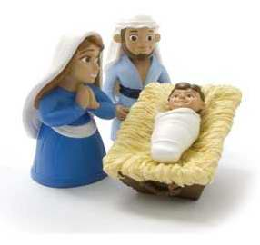 Toy-Figurine-Tales Of Glory: The Birth Of Baby Jesus