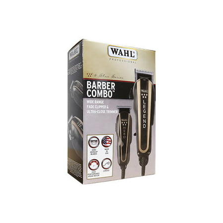 Wahl Professional 8180 5-star series Barber Combo Clipper &