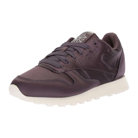 NEW Reebok Women's Casual Shoes Classic Leather Satin Low Cut Fashion