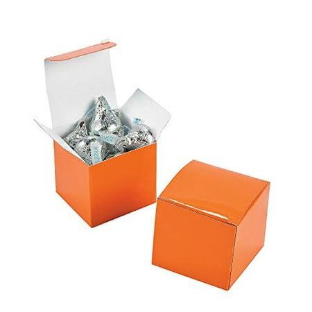 Mini Pumpkin Gift Boxes 2 pack (Mini Gift Boxes)