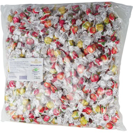 Fida Fruttallegre/Capri Italian Hard Candy Bulk Bag, Fruit, 6.61 Pound ()
