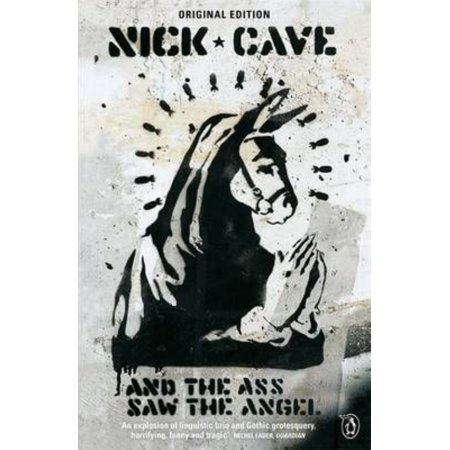 And the Ass Saw the Angel (Paperback)