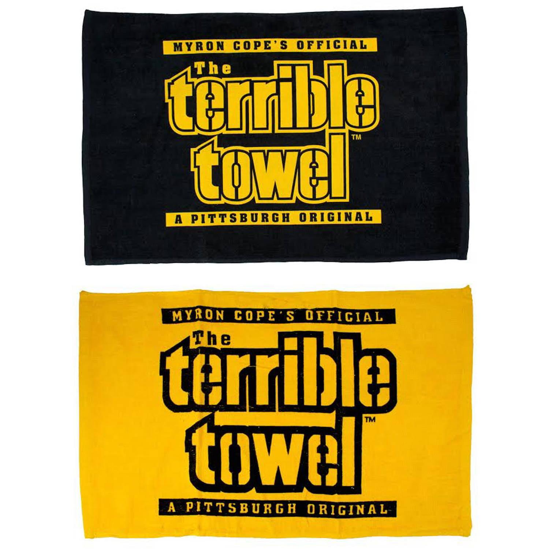 Steelers Wholesale Pittsburgh Steelers Terrible Towel Combo Pack    Walmart.com