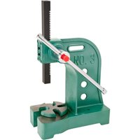 Grizzly Industrial T26415 3 Ton Arbor Press