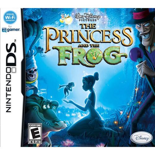 Disney Princess: Princess and the Frog (DS)
