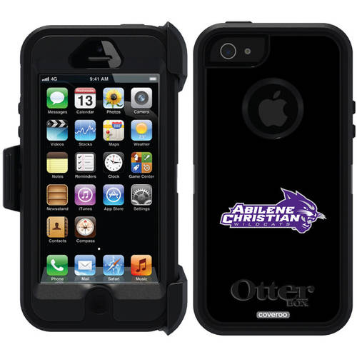 iPhone 5SE/5s/5 OtterBox Defender Series University Case (A-J)