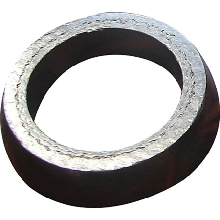 Silencer Exhaust Pipes (Sports Parts Inc SM-02016 Pipe to Silencer Exhaust Seal - I.D. - 45mm - O.D. - 65.6mm - Height - 13mm)