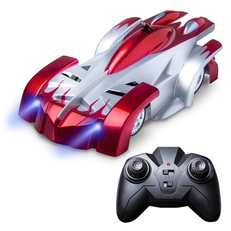 Remote Control Car Gravity-Defying RC Car (Red)