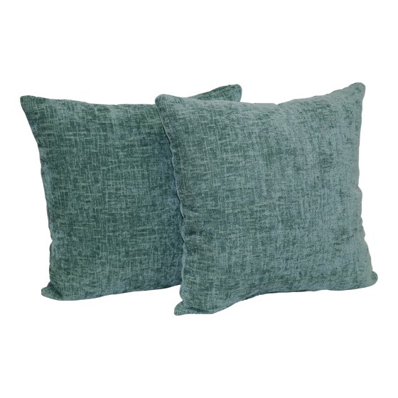 Mainstays Chenille Decorative Throw Pillow 40 X 40 Navy Two Extraordinary Decorative Pillow Sets Clearance