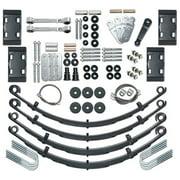 Rubicon Express RE5525 Extreme Duty Suspension Lift Kit Fits 76-86 CJ5 CJ7