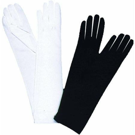 Halloween Opera Gloves (15