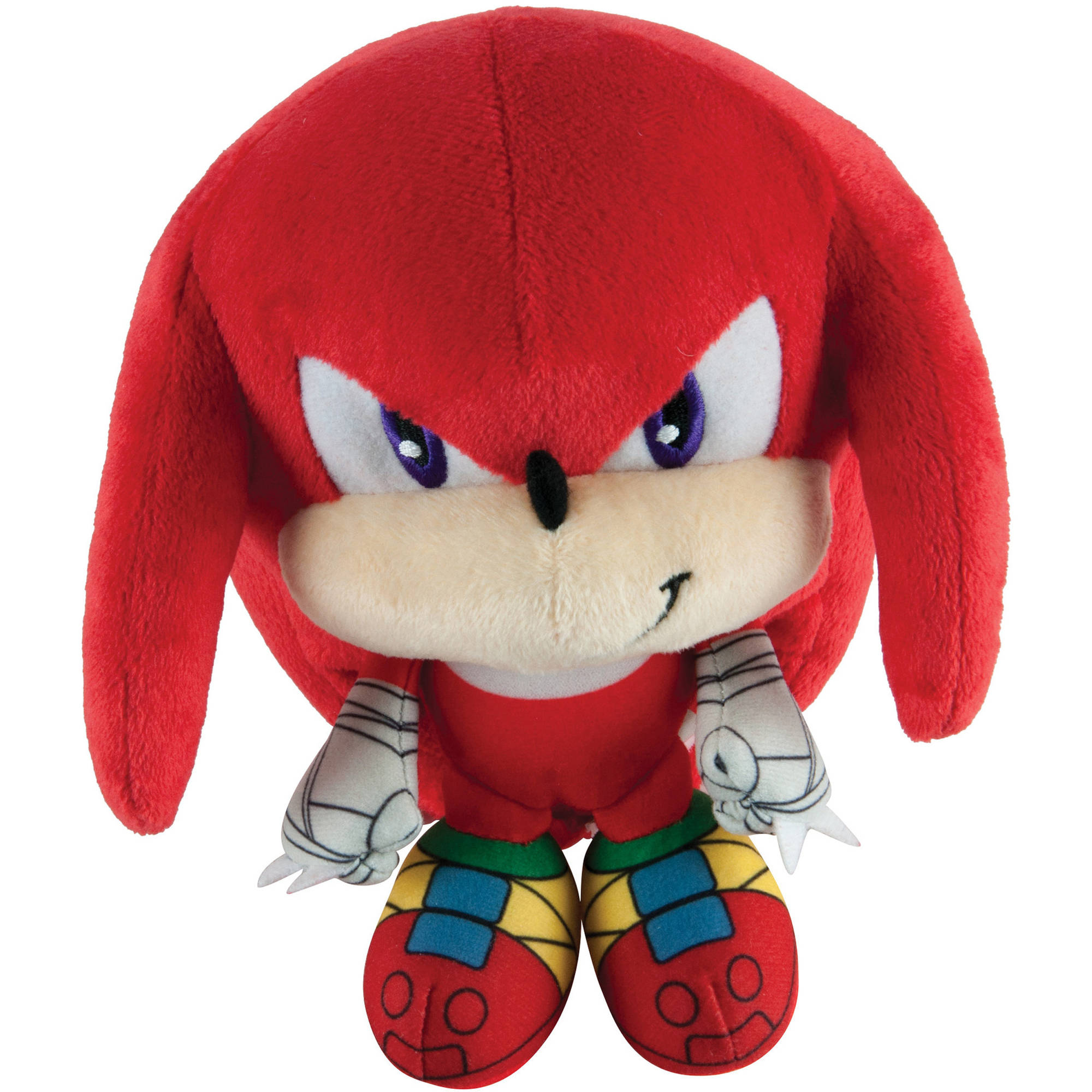 TOMY Sonic Boom Head Plush, Knuckles