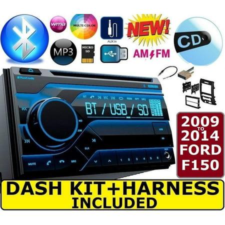 2009-14 FORD F150  CD MP3 WMA USB EQ BLUETOOTH IPOD/IPHONE CAR RADIO STEREO