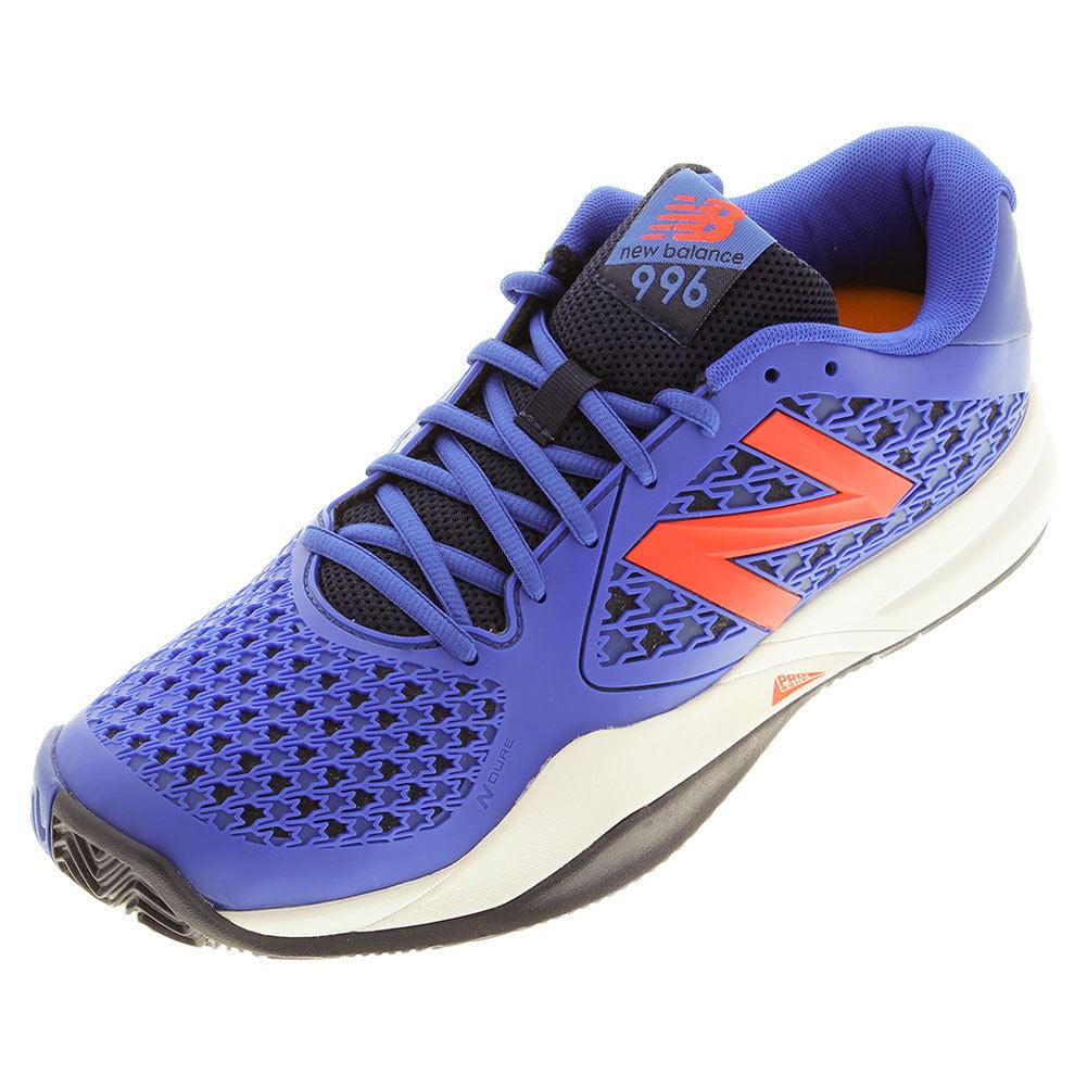 new balance men's 996v2 tennis shoes