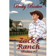 Zack's Ranch - eBook