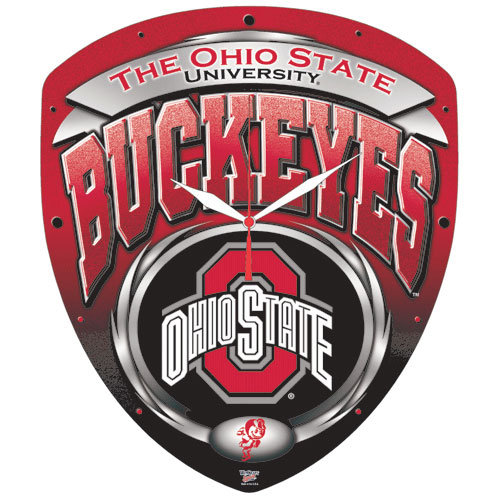 NCAA - Ohio State Buckeyes High Definition Clock