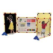 Children's Factory Big Screen Activity Room Divider Set