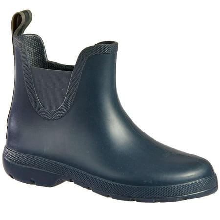 Totes Cirrus Women's Chelsea Rain Boot Size 6, Mineral