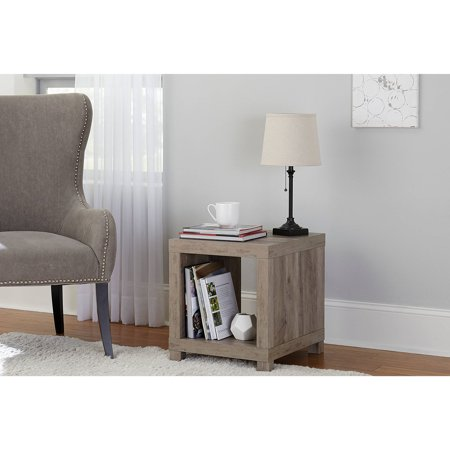Better Homes And Gardens Accent Table Rustic Gray