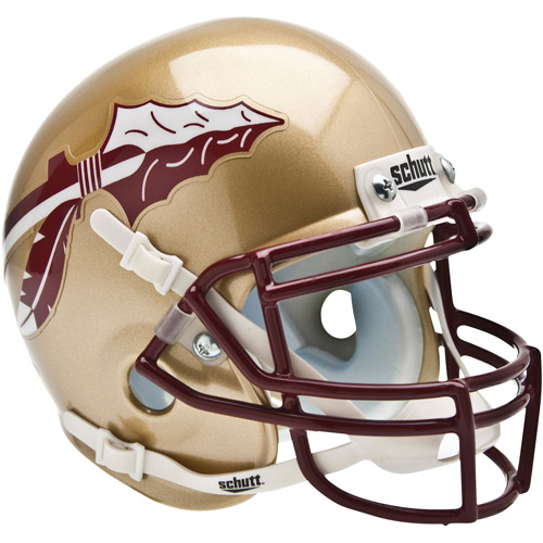 Shutt Sports NCAA Mini Helmet, Florida State Seminoles