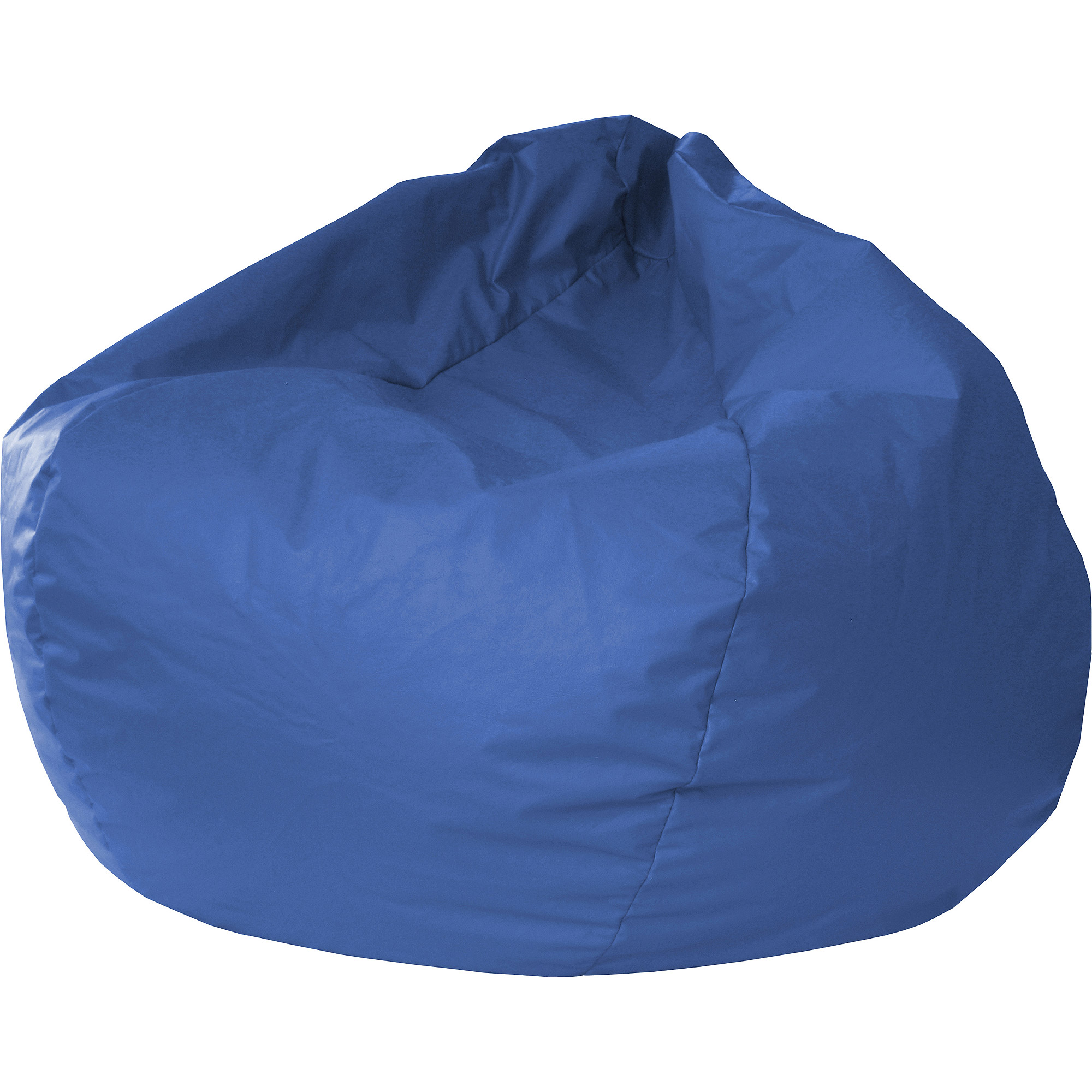 XXL Leather Look Vinyl Bean Bag Walmart