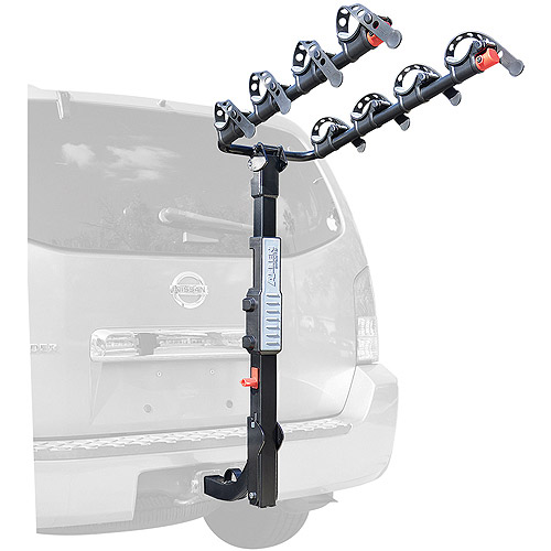 Allen Sports Premier 4-Bike Hitch Mounted Carrier Rack