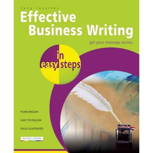 Effective Business Writing in Easy Steps