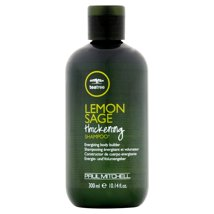 Shampoo & Conditioner: Paul Mitchell Tea Tree Thickening