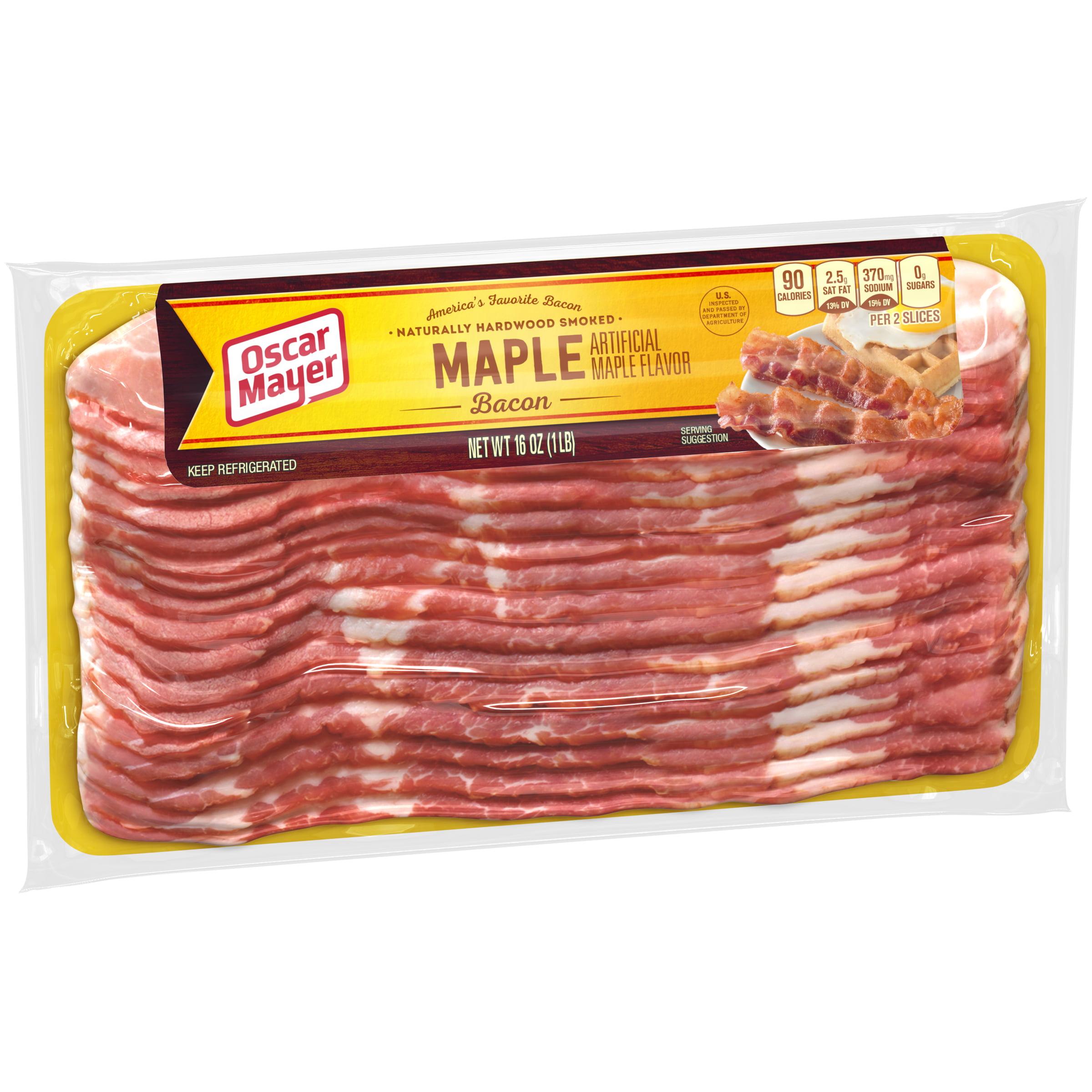 Oscar Mayer Maple Bacon, 16 Oz.