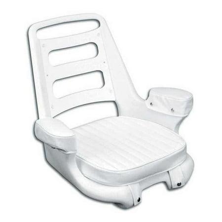 Helm Seat (MOEL HEAVY DUTY HELM SEAT WHITE 2090 CUSHION SET )