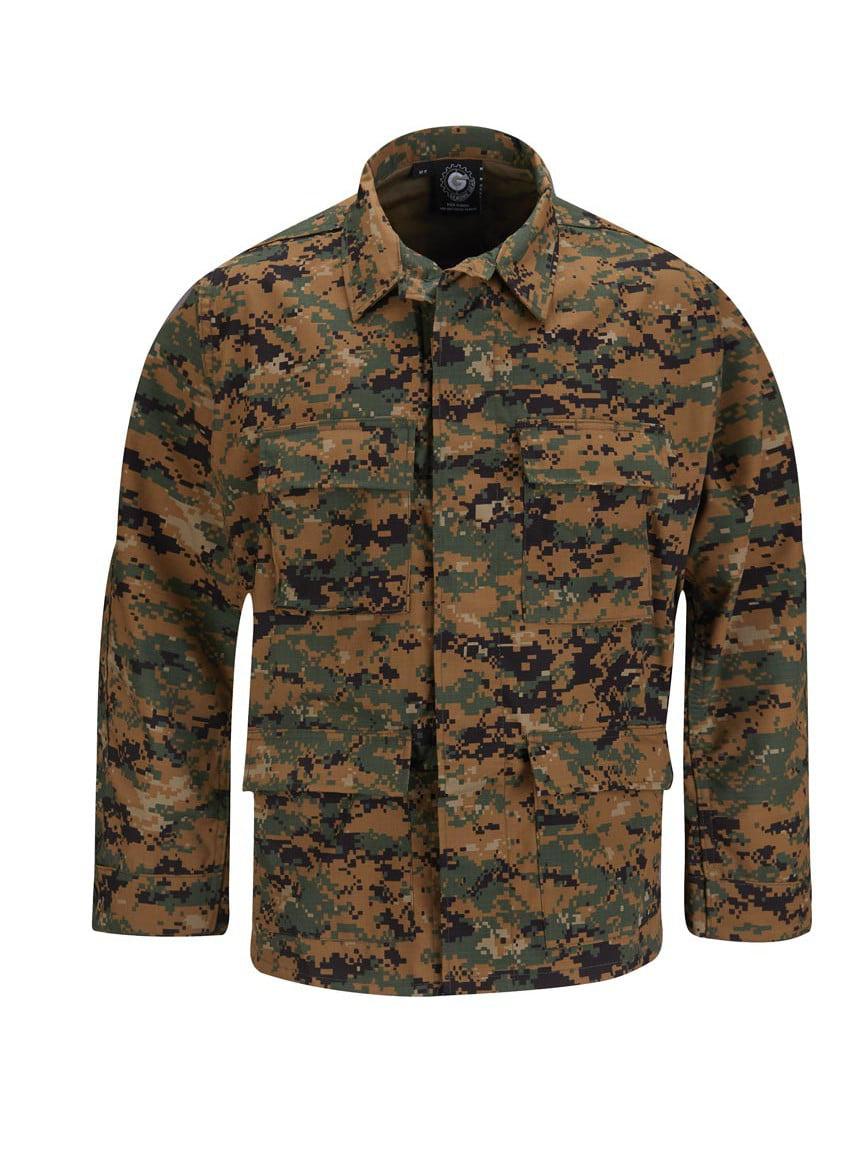 Propper  Uniform Bdu Coat F5450L60C40PR