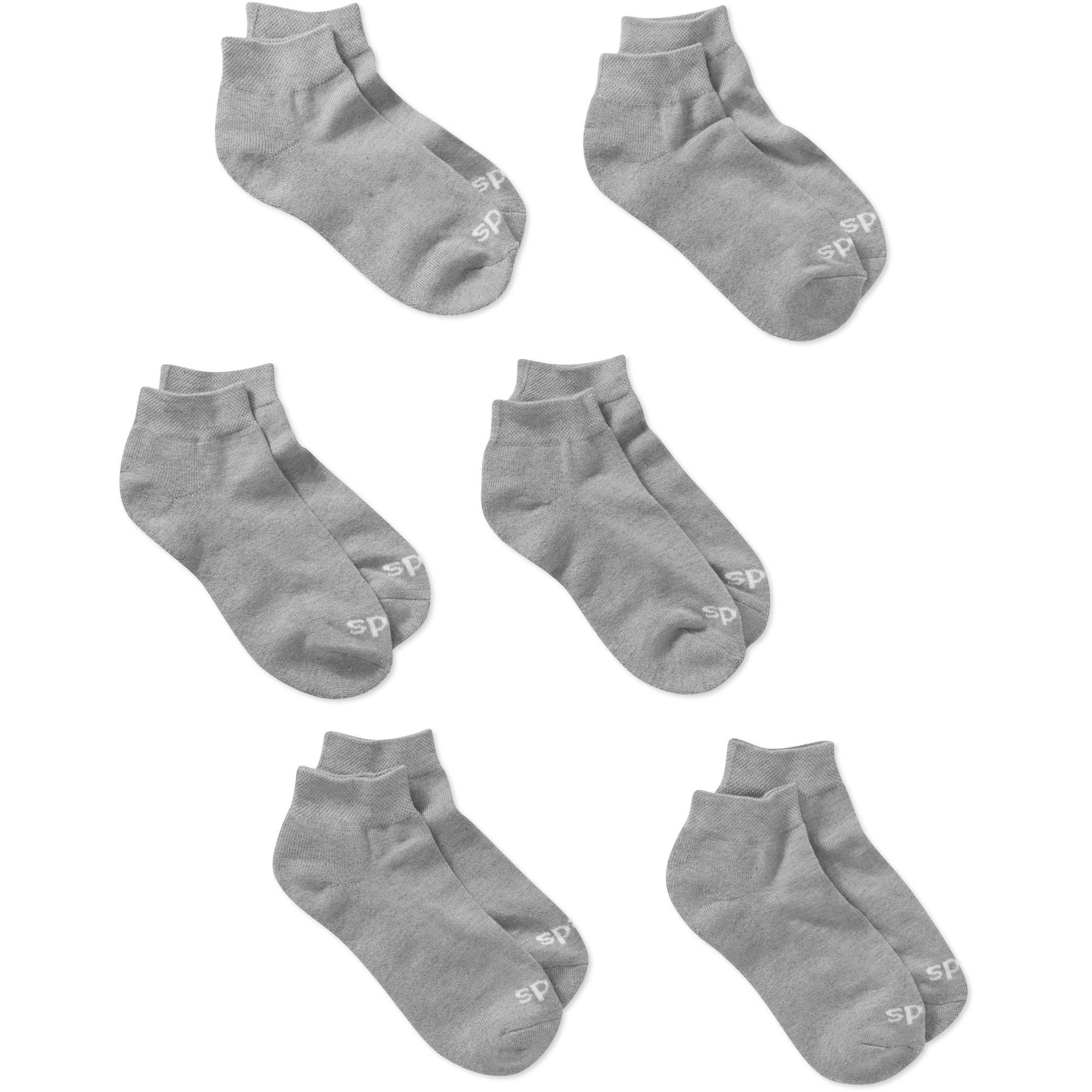 6 Pack Low Cut Socks