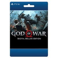 God of War Deluxe Edition, Sony Interactive, Playstation 4, [Digital Download]