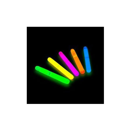 Pack Of Glow Sticks (Glow Sticks Mini Assorted Pack of Fifty by, Blinkee Fun! By)