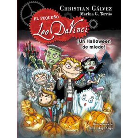 ¡Un Halloween de miedo! (El pequeño Leo Da Vinci 7) - eBook