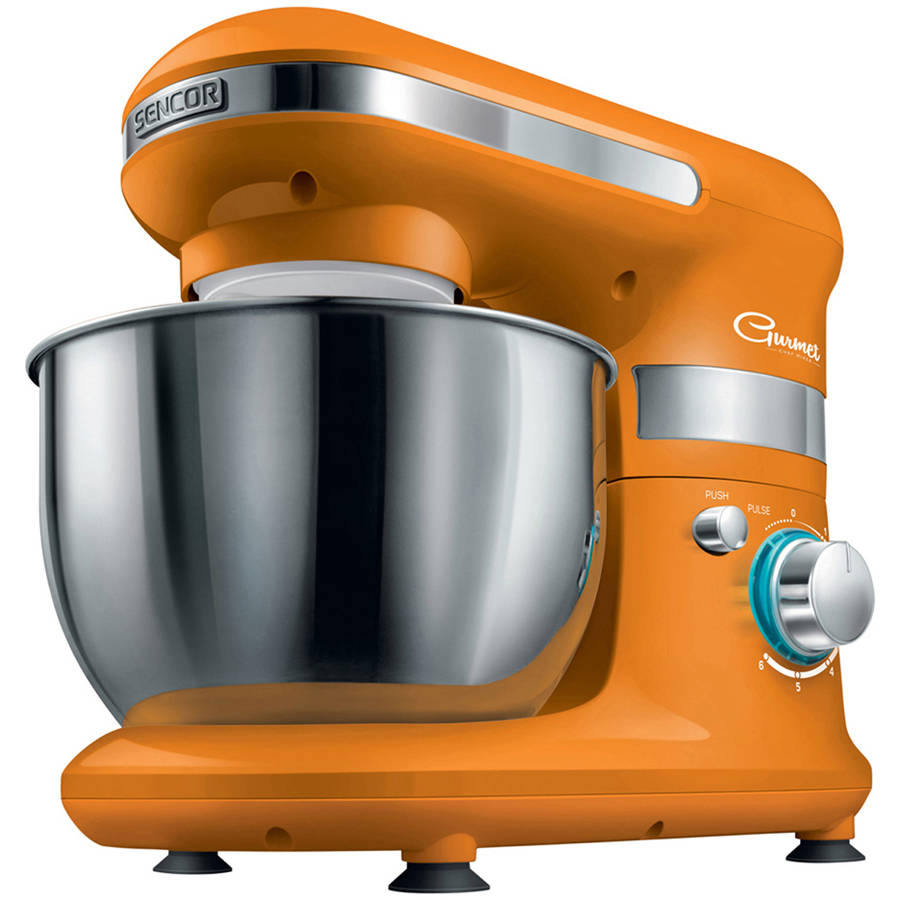 Sencor 4.2qt Planetary Stand Mixer, Multiple Colors by