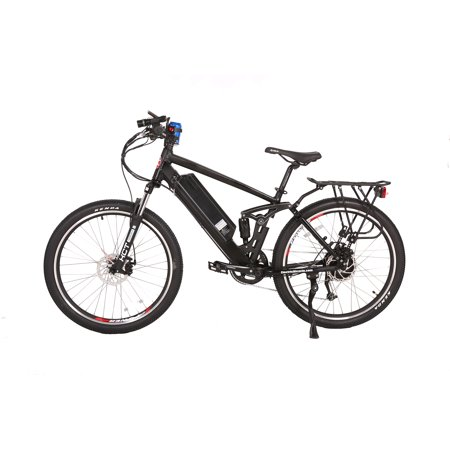 X-Treme Scooters - Rubicon Electric Mountain Bicycle 500W 48V Lithium Ion Battety Long Range Electric