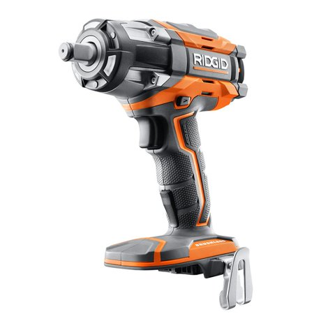 Ridgid 18-Volt GEN5X Cordless Brushless 1/2 in. Impact Wrench (Tool-Only) with Belt Clip (New Open Box)