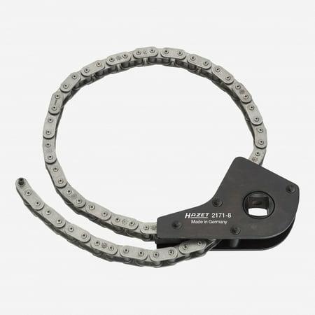 Hazet 2171-8 Oil filter chain wrench - Walmart com