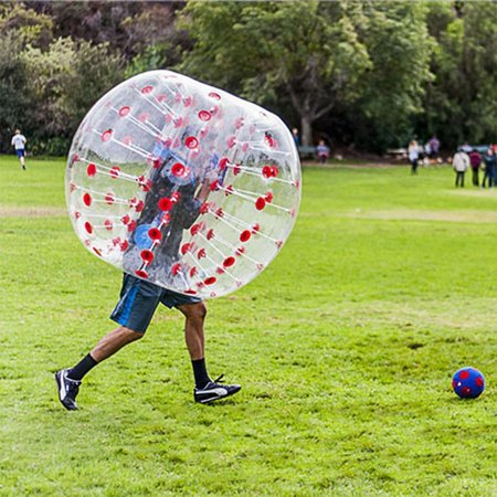 Outdoor Human Knocker Inflatable Bumper Bubble Soccer Zorb Ball For Adult