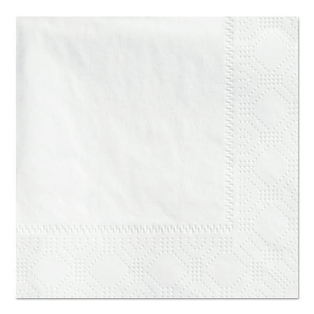 Hoffmaster Two-Ply White Embossed Beverage Napkins, 1000 count ()