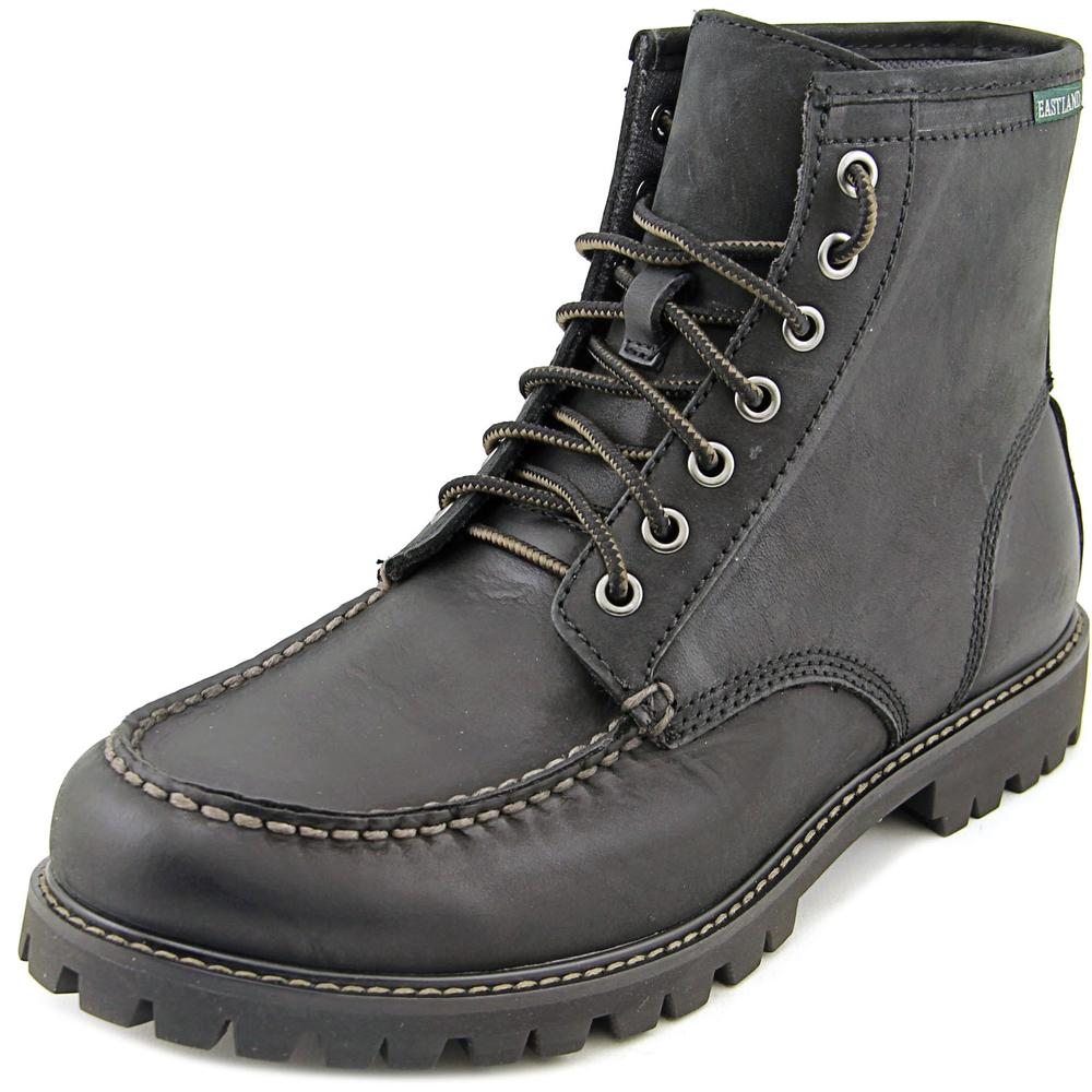 Eastland Lucas Men  Round Toe Leather  Work Boot