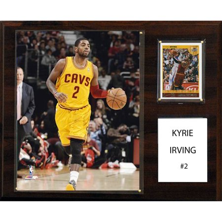 C Collectables Nba 12X15 Kyrie Irving Cleveland Cavaliers Player Plaque