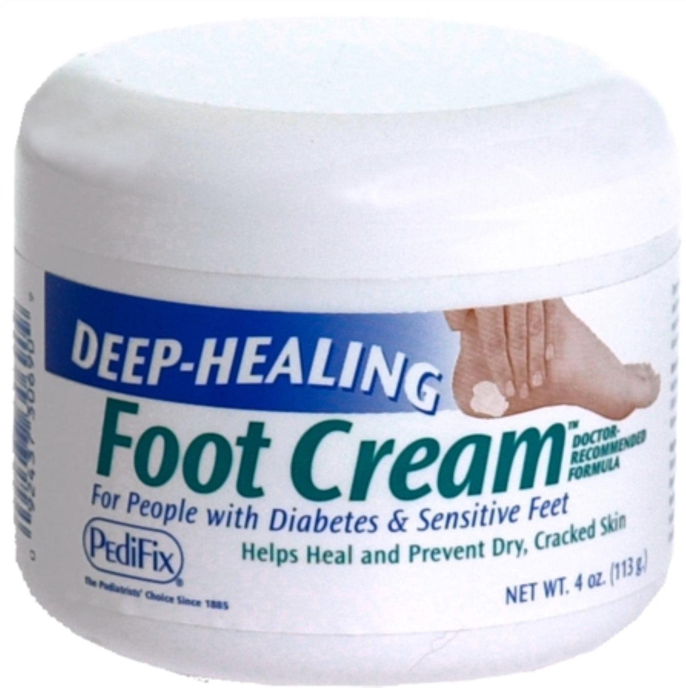 PediFix Deep-Healing Foot Cream 4 oz