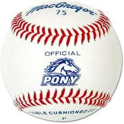Rawlings Oakland Athletics Official League Baseballs, 3 Pack